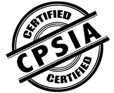 CPSIA certification stamp