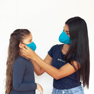 VSFM™ Soft Cotton 3D Mask For Kids, Back To School Pack
