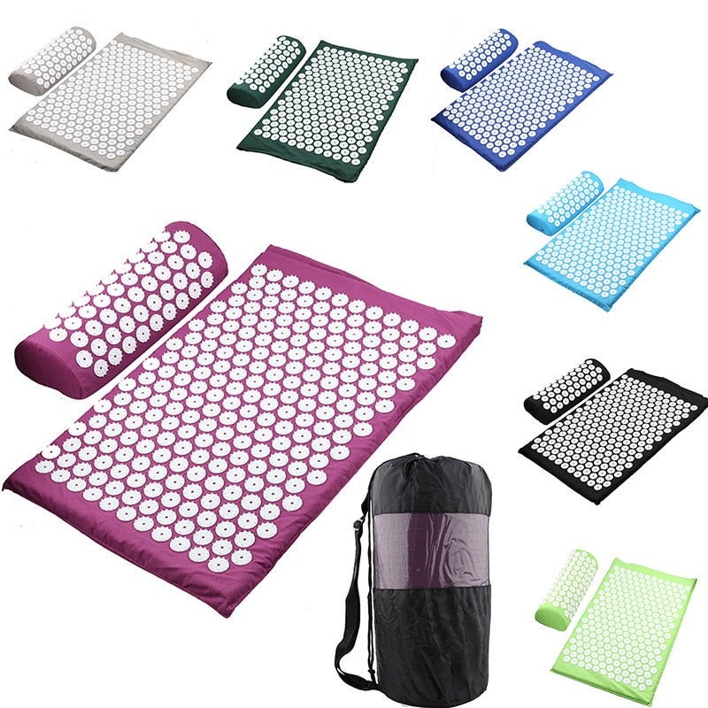 Acupressure Massage Yoga Mat