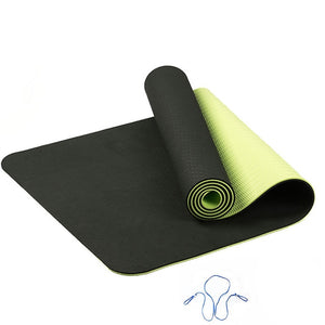6MM Anti Slip Sports Fitness Yoga Mat