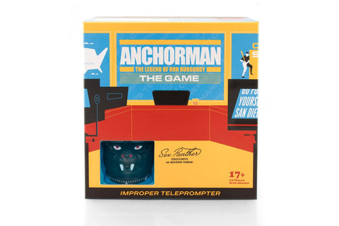 Anchorman: The Game