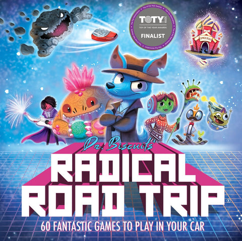 Dr. Biscuits' Radical Road Trip
