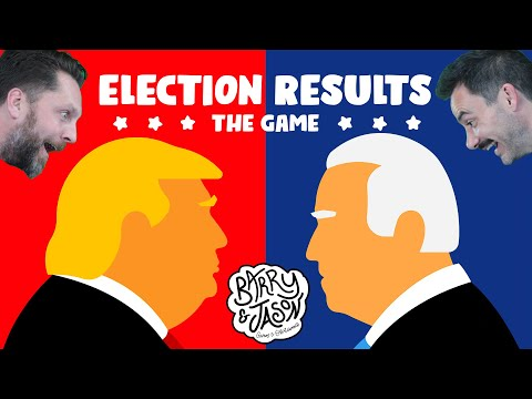 Election Results: The Game   *FREE Print n Play!*