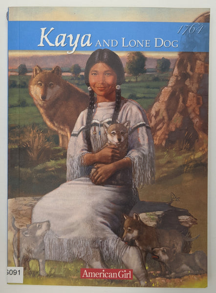 Kaya and Lone Dog