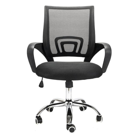 Office Swivel Chair Black E5M1 - Home Office Decors