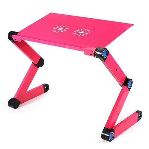 360 Degree Adjustable Foldable Laptop Desk - Home Office Decors