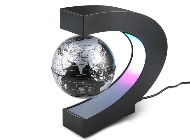Anti Gravity Globe Magnetic Floating - Home Office Decors