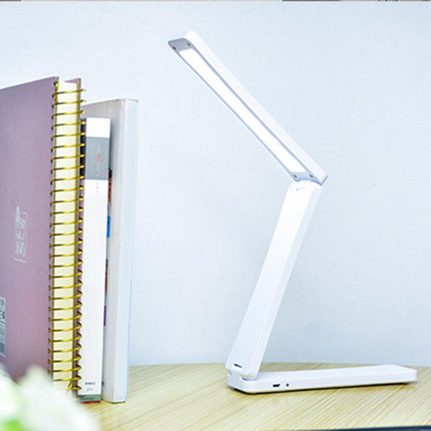 Led Table Lamp Folding Night Light - Home Office Decors
