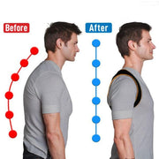 Unisex Back Posture Corrector - Home Office Decors