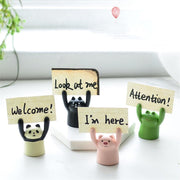Message Photo Holder Office Desk Decoration - Home Office Decors
