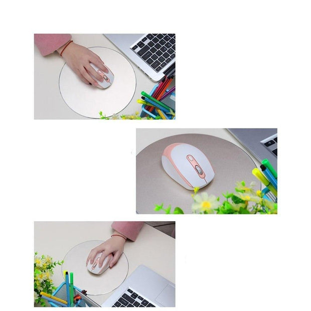 2.4GHz Portable Wireless Ergonomic - Home Office Decors