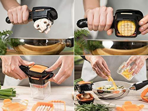 Fruit And Vegetable Dicer Chopper and Cutter