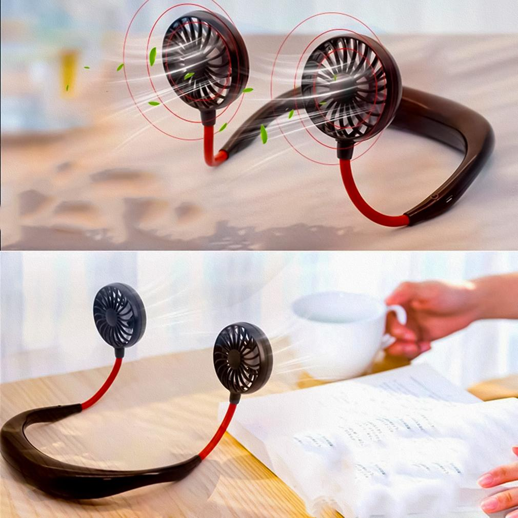 Portable Neck Fan