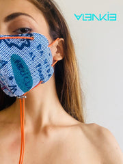 SET x 5 Face Mask by Alenkie