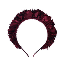 Load image into Gallery viewer, Flock Headband in Merlot