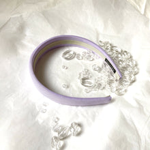 "Load image into Gallery viewer, ""Lilac Rain"" Headband Kit"