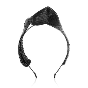 Mysteri Headband in Black