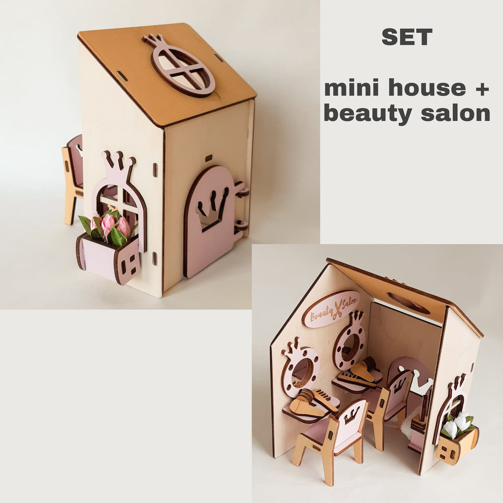 Mini Dollhouse