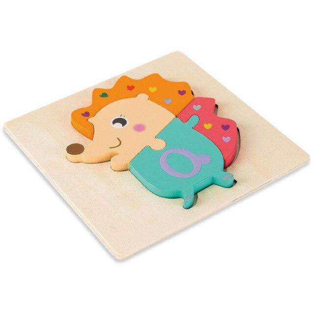 Beautifully Crafted 3D Puzzles
