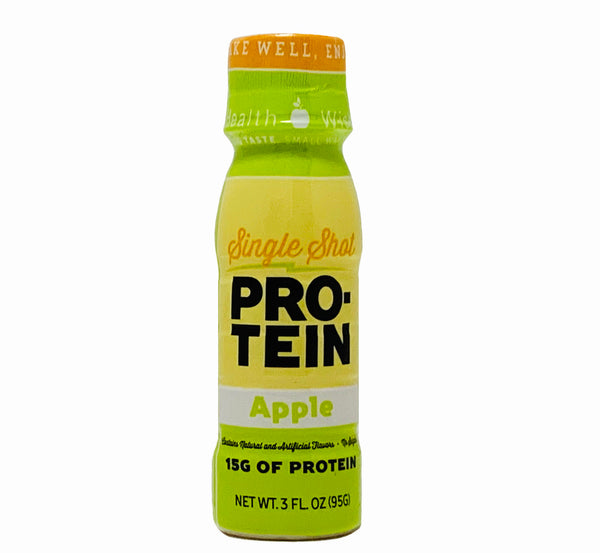 Protein Shot Apple