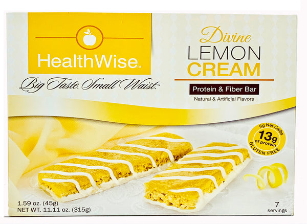 Bars Divine Lemon Cream