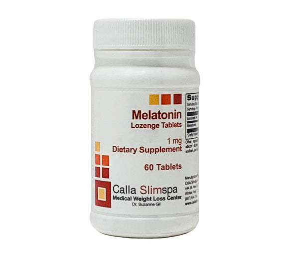 Melatonin Lozenge Tablets