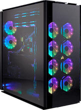Load image into Gallery viewer, Corsair Obsidian 1000D Essential RGB Fan Cable Pack