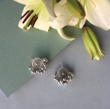 Load image into Gallery viewer, Silver Baby Filigree Earrings