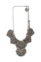 Load image into Gallery viewer, Paan & Crescent Necklace