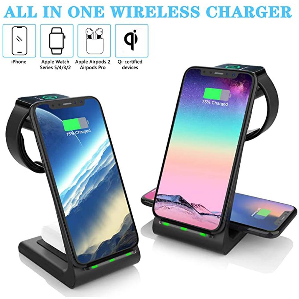 3 in 1 Wireless Charger Station Beateet