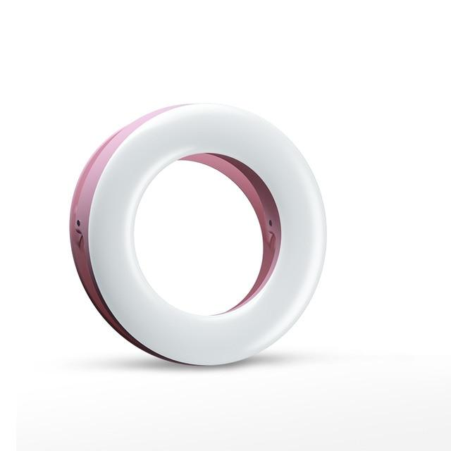 LED Selfie Ring Beateet Pink