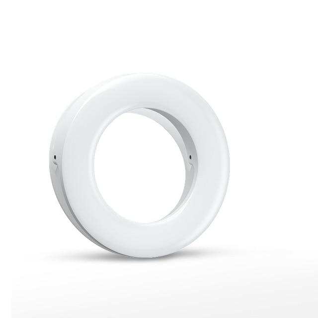 LED Selfie Ring Beateet White