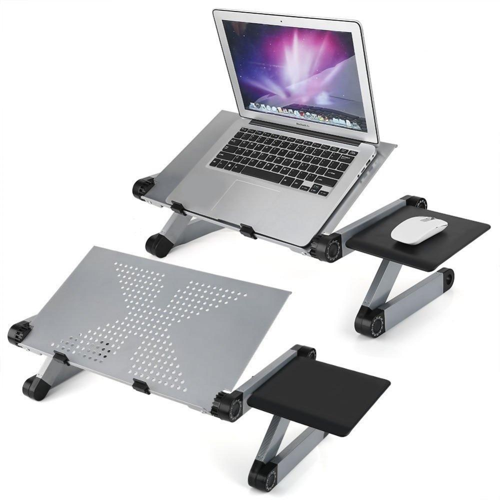 Portable Adjustable Laptop Desk Beateet