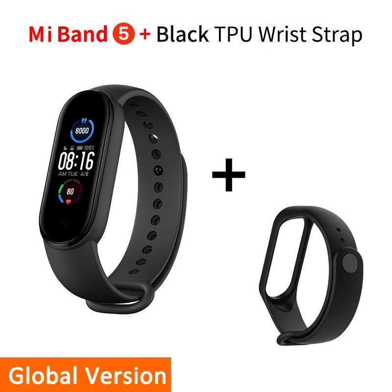 Smart Bracelet Xiaomi Mi Band 5 Beateet Black