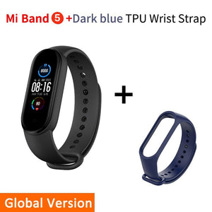 Smart Bracelet Xiaomi Mi Band 5 Beateet Blue