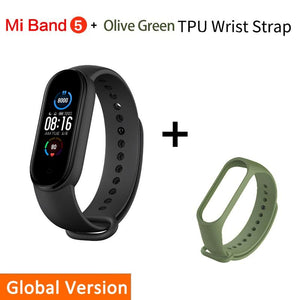 Smart Bracelet Xiaomi Mi Band 5 Beateet Green