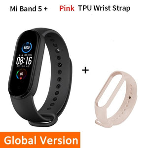 Smart Bracelet Xiaomi Mi Band 5 Beateet Pink
