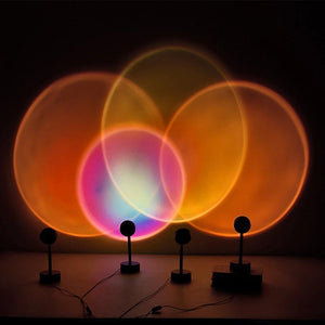 SunTouch™ - Sunset Projector Lamp Beateet