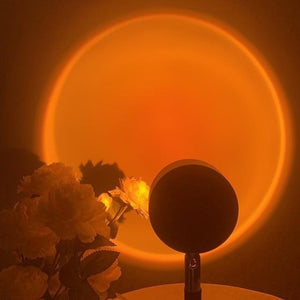 SunTouch - Sunset Projector Lamp Beateet Sunset Red China