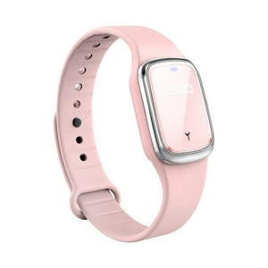 Ultrasonic Mosquito Repellent Bracelet Beateet LED time display 2 China