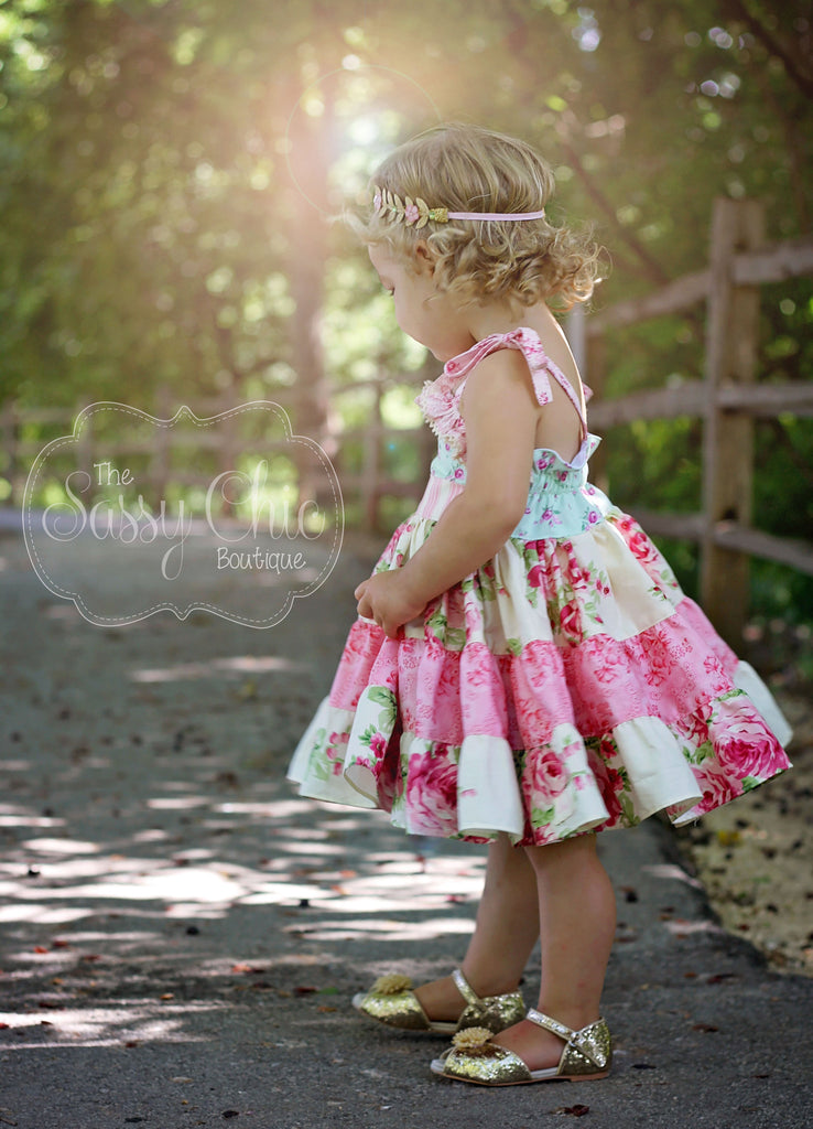 Sally Jane {Cake Dress}