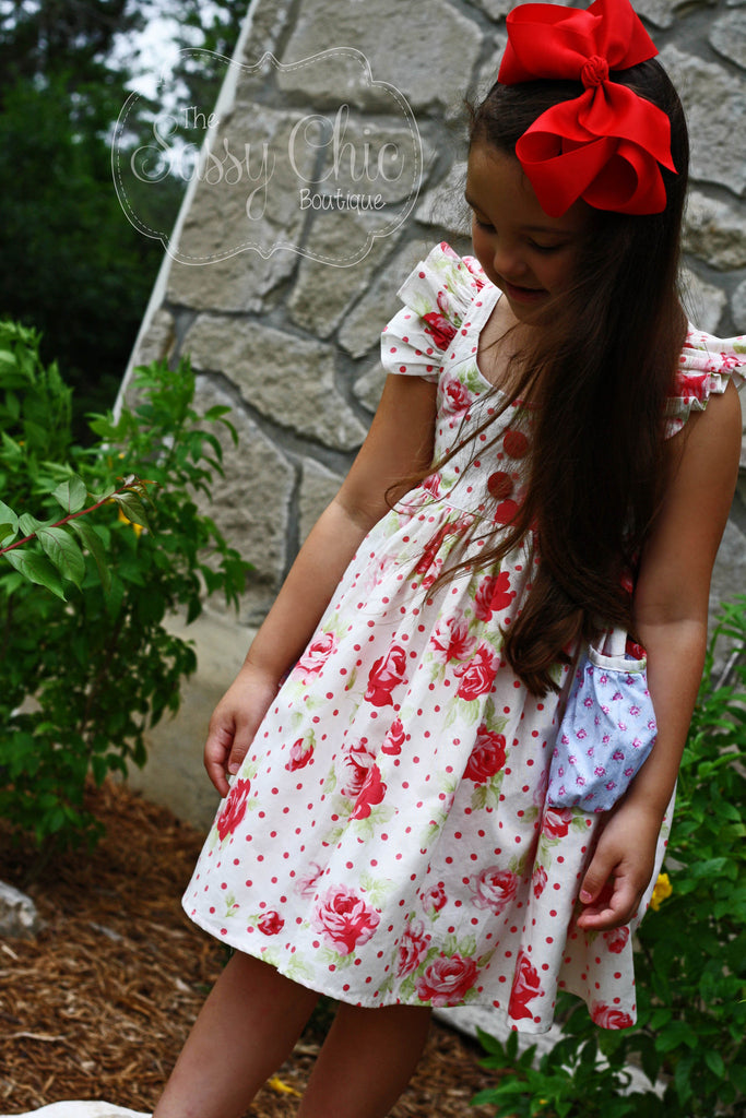 Simple & Sweet Indie Dress
