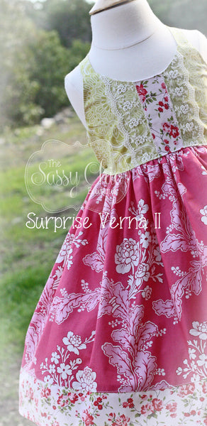 Surprise Verna Dress I OR Verna Dress II
