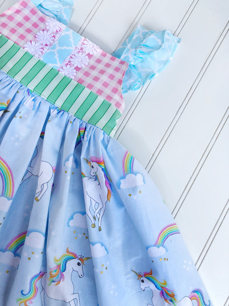 Rainbows and Unicorns Oh My! Dress
