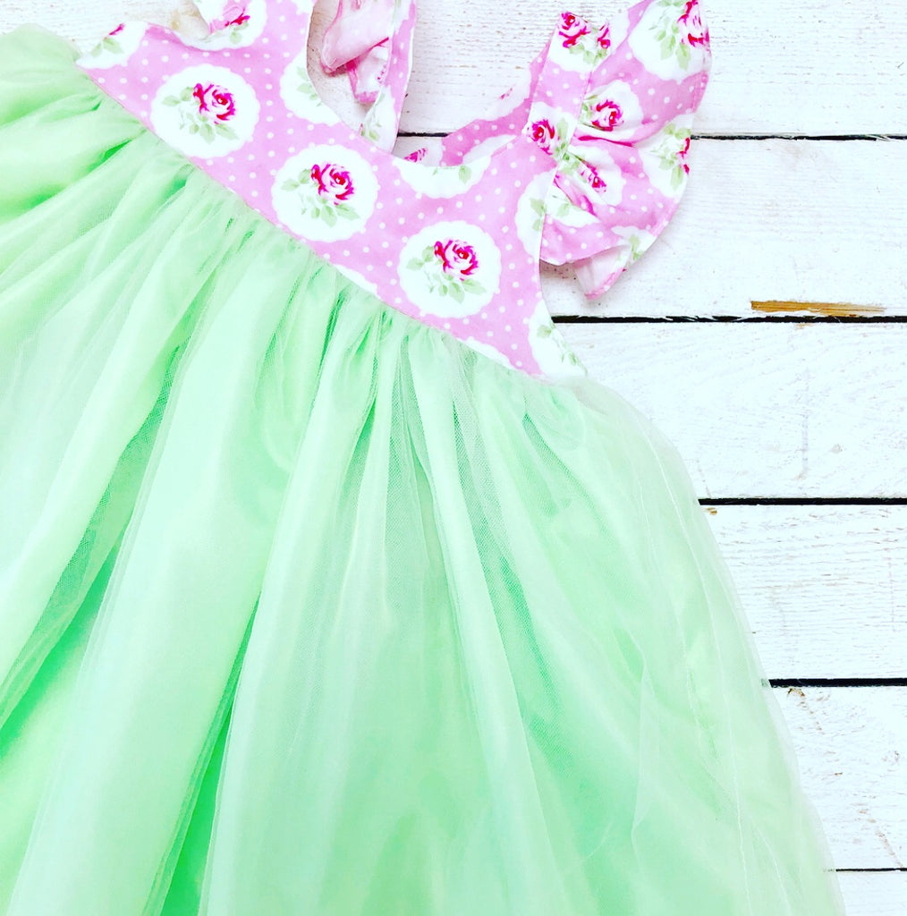 Tessie Tulle Dress