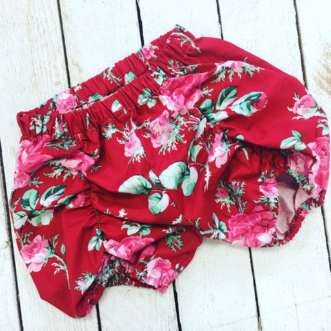 Little Red Sassy Shorties PRE-ORDER