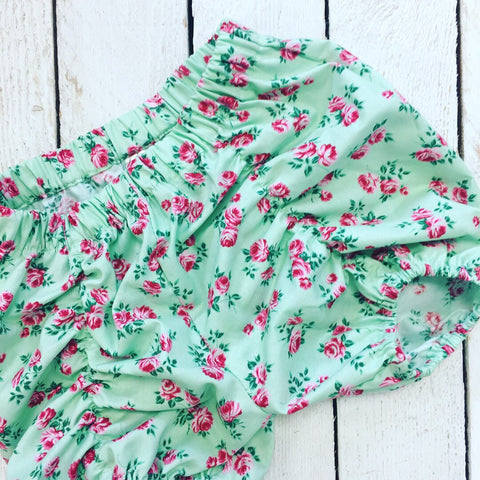 Little Mint Sassy Shorties PRE-ORDER