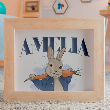 personalised peter rabbit
