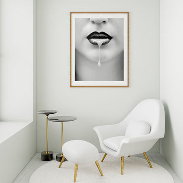 sexy lips poster