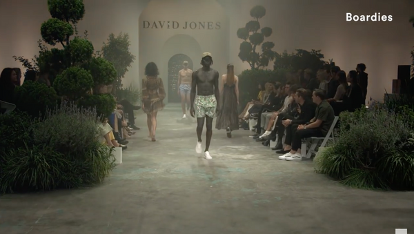Boardies® features in David Jones Spring Summer 2018 Collections Launch
